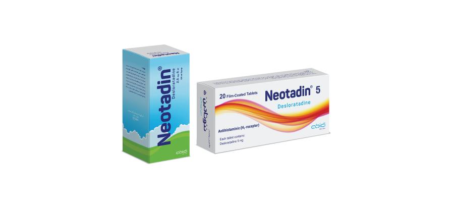 نئوتادین | Neotadin