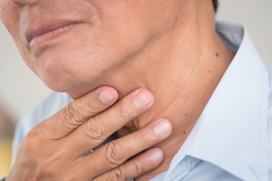 درمان تغییر صدای ناشی از ریفلاکس
