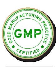 GMP certidied