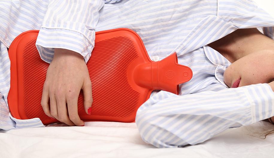 Menstrual pain درد قاعدگی