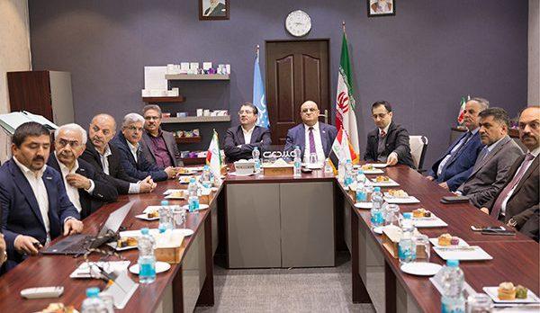 iran & iraq