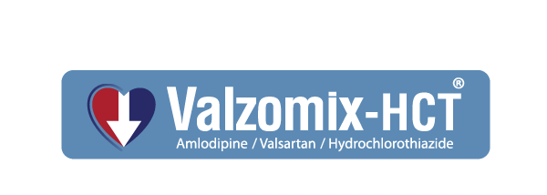 Dr. Abidi Valzomix-HCT   داروسازی دکتر عبیدی والزومیکس اچ سی تی