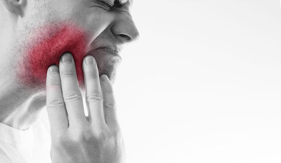 کمکهای اولیه برای دندان درد