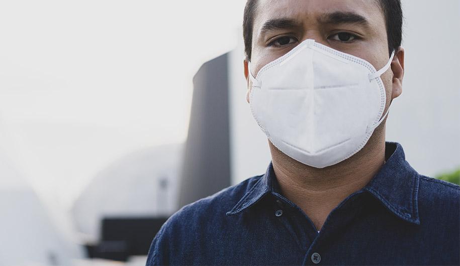 Dr.Abidi -Medical mask & Corona