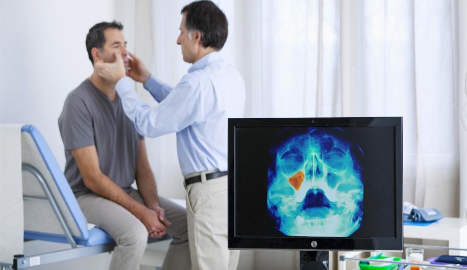 Diagnosis and treatment of chronic sinusitis|تشخیص و درمان سینوزیت