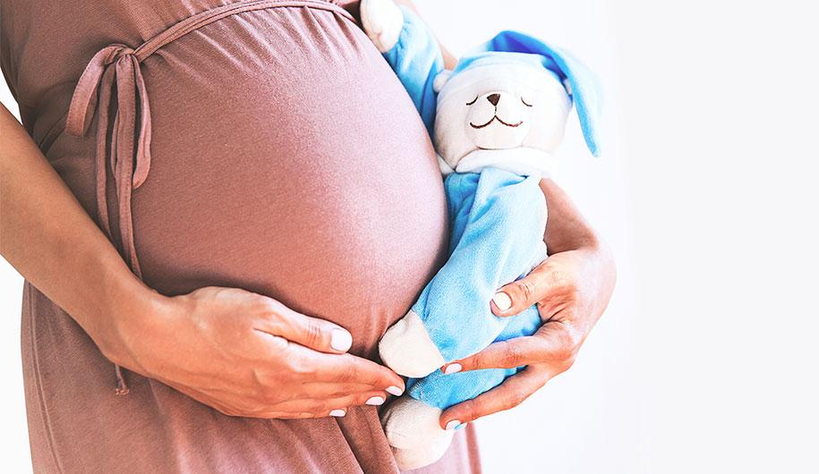 آسم و بارداری