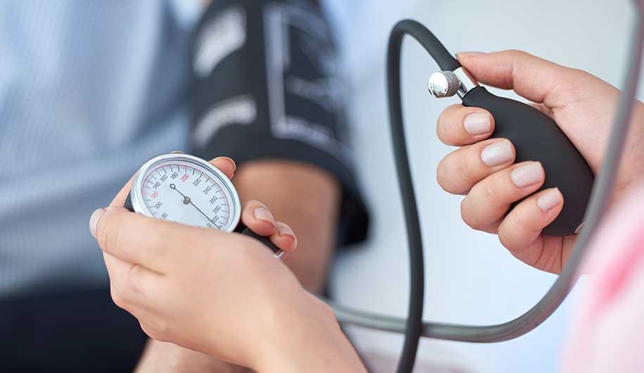 نشانه های فشار خون