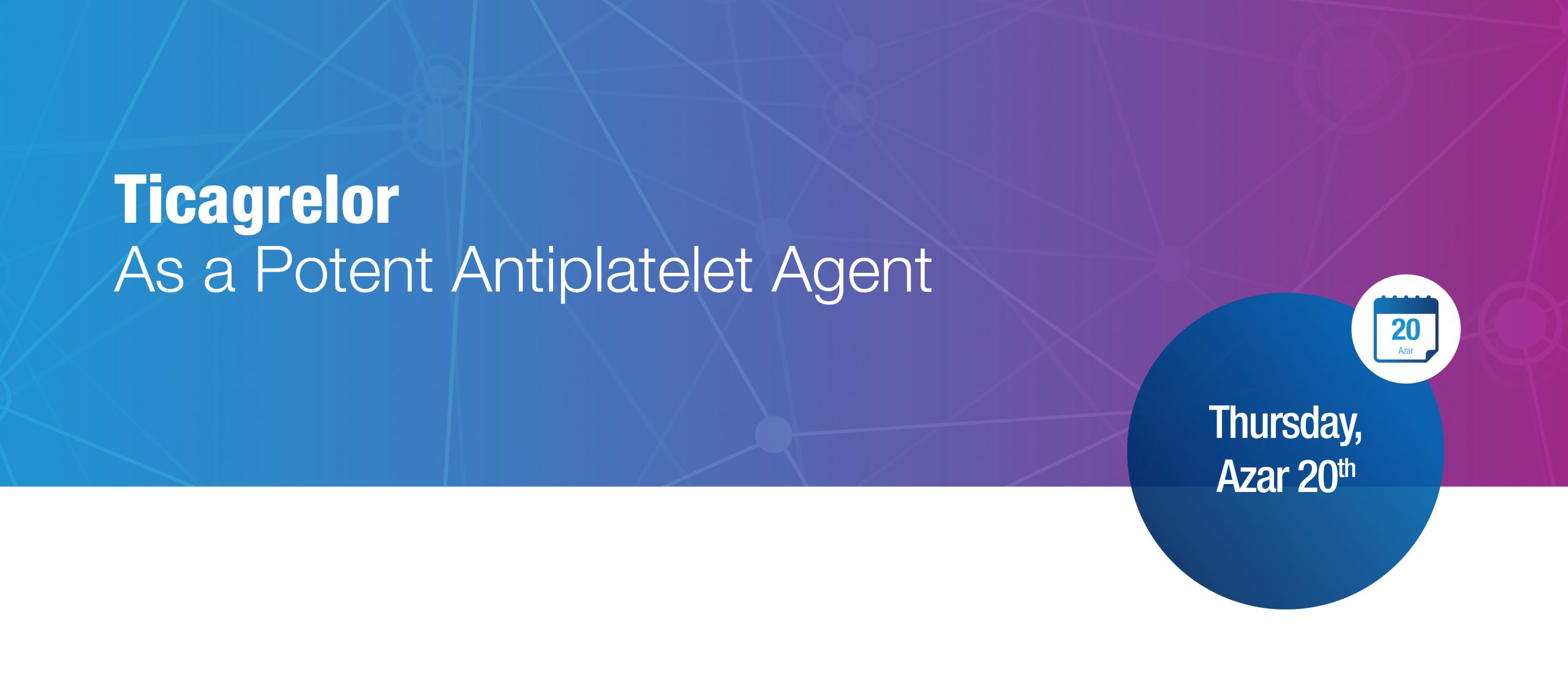 Ticagrelor, As a Potent Antiplatelet Agent