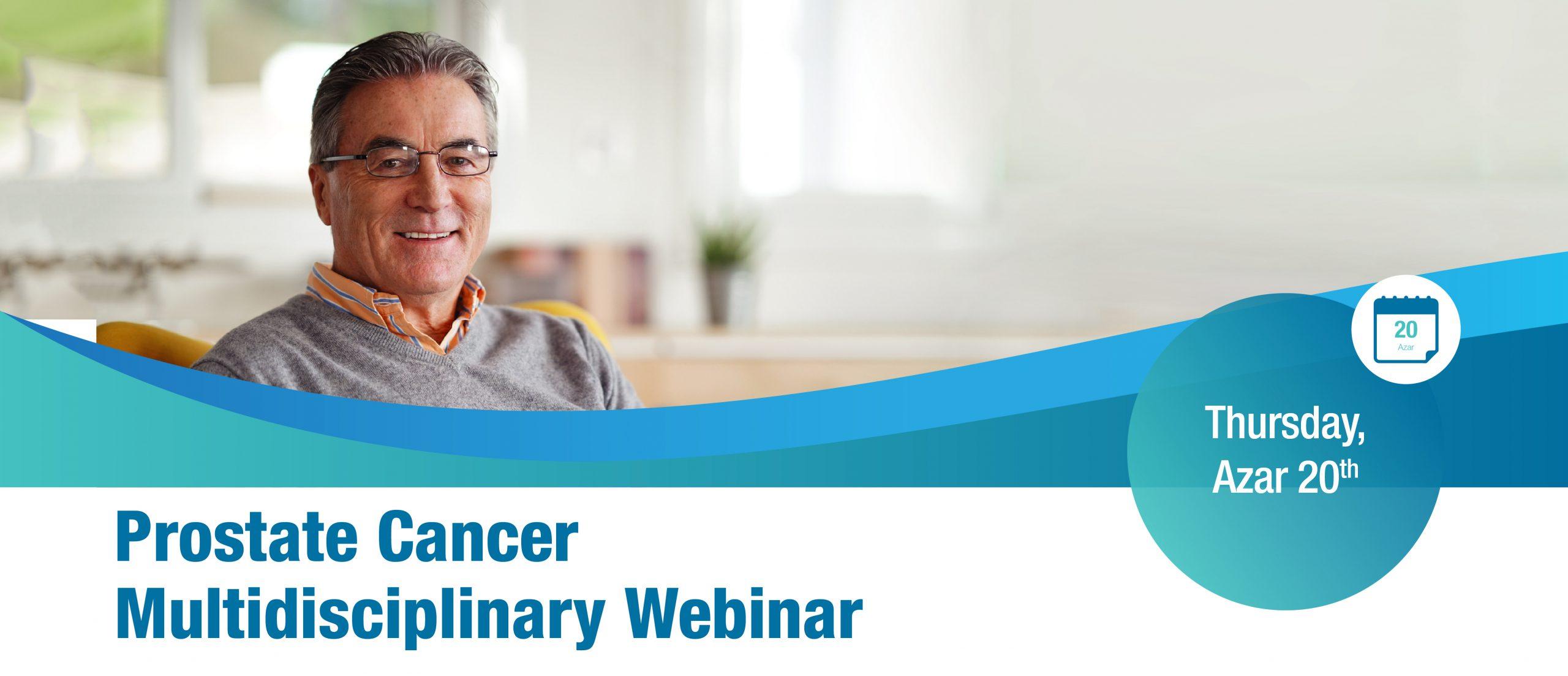 Prostate Cancer Multidisciplinary Webinar