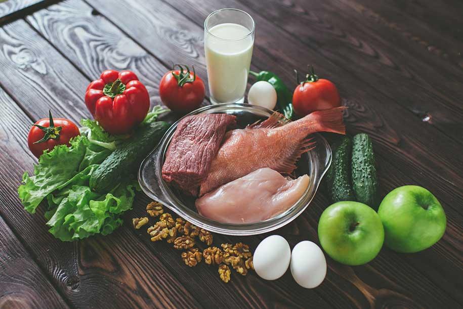 ویتامین های اساسی مورد نیاز بدن