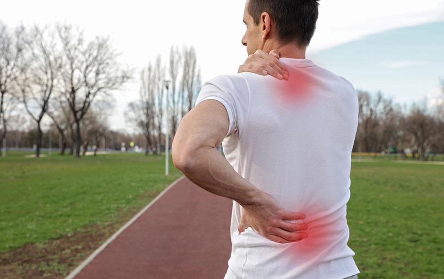 حرکات کششی و ورزشی برای کمر درد