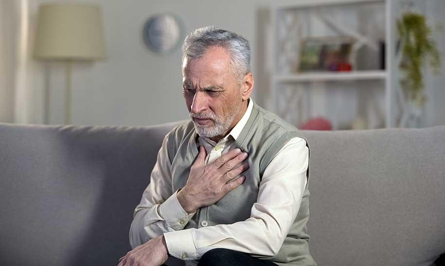 تأثیر استرس بر آسم